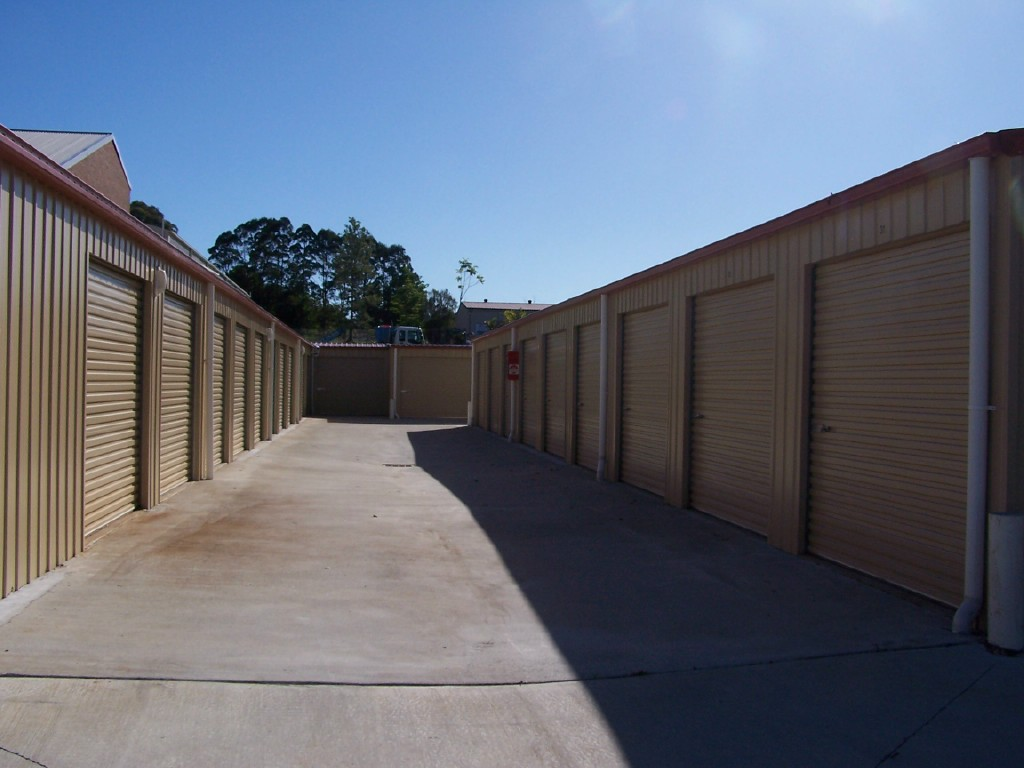 affordable self storage solution